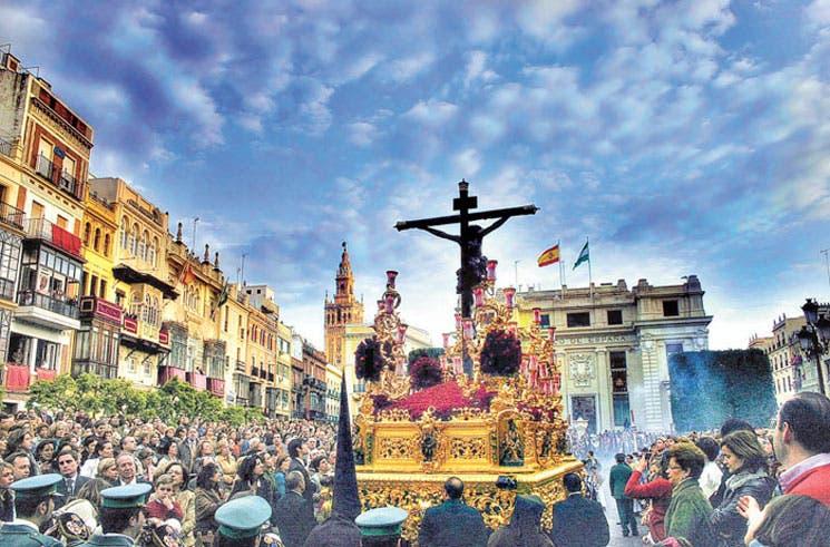 España se luce en Semana Santa