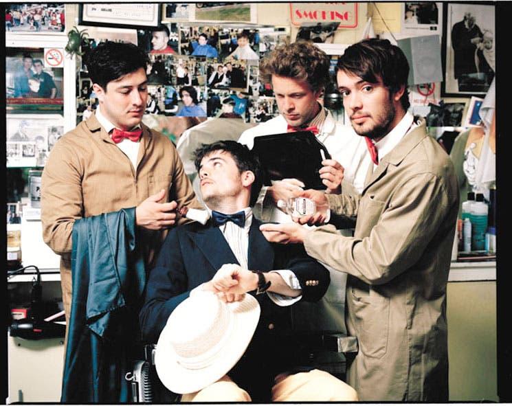 Mumford & Sons: folk y éxito