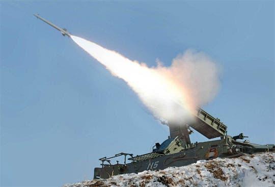 """Corea del Norte pone sus misiles """"en posición de combate"""""""