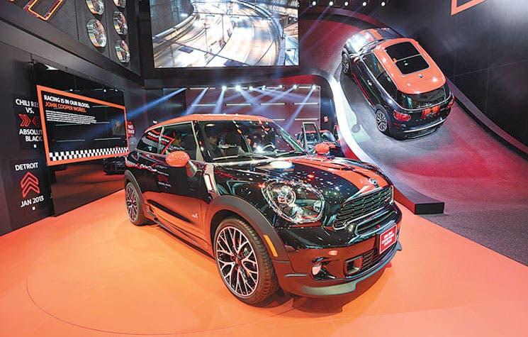 Mini BMW puede superar desafío de Fiat