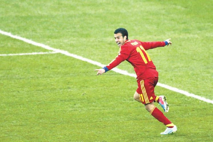 España encumbra el camino