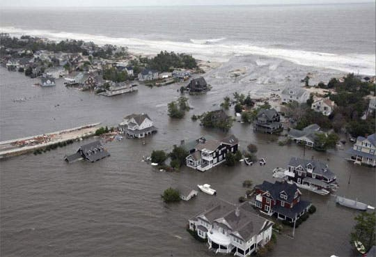 Catástrofes costaron $186 mil millones en 2012
