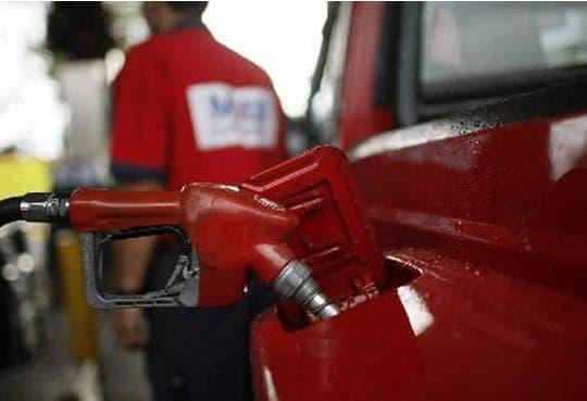 Gasolina aumentará de precio