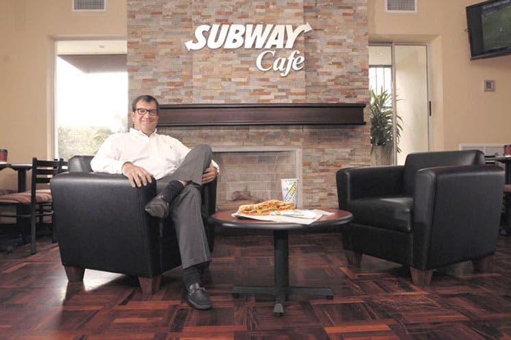 Negocio de sándwiches en expansión