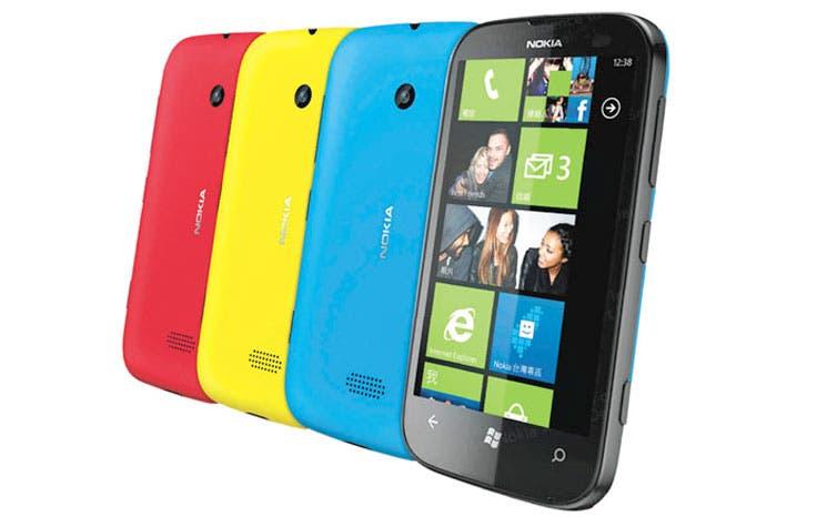 Lumia sigue apostando por pantallas chicas