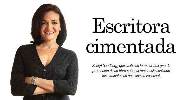 Sandberg se cimienta en Facebook