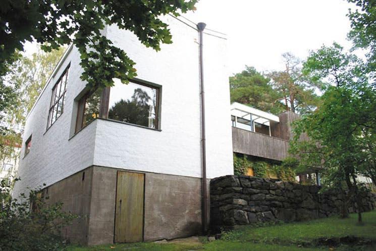 El hogar de los arquitectos