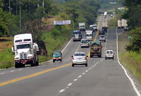 Menos fallecidos en carreteras que el año pasado