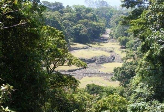 Inicia restauración de Guayabo