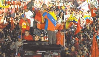 Maduro afirma que respetará resultado
