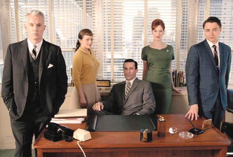 La tecnología elimina a las esposas de oficina