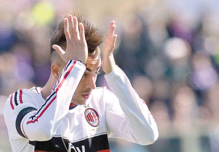 Milán regala empate