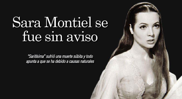 Sara Montiel será enterrada hoy en Madrid