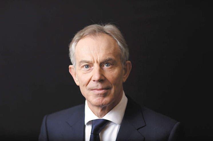 Blair se reinventa ayudado por JPMorgan