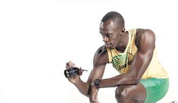 A la velocidad de Bolt