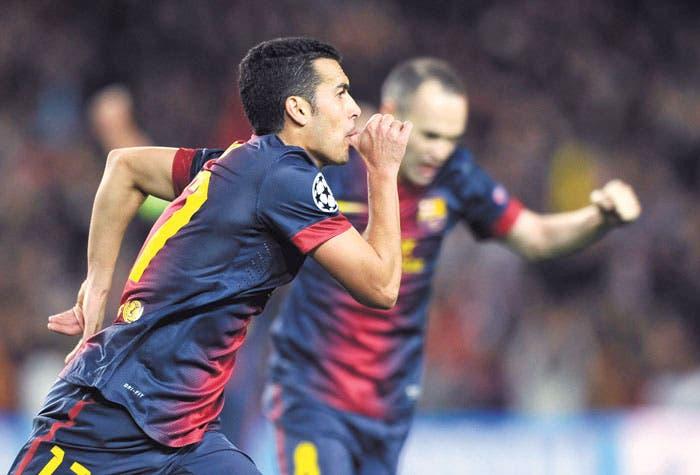 Messi rescata al Barça