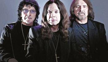 Vienen Black Sabbath y Megadeth
