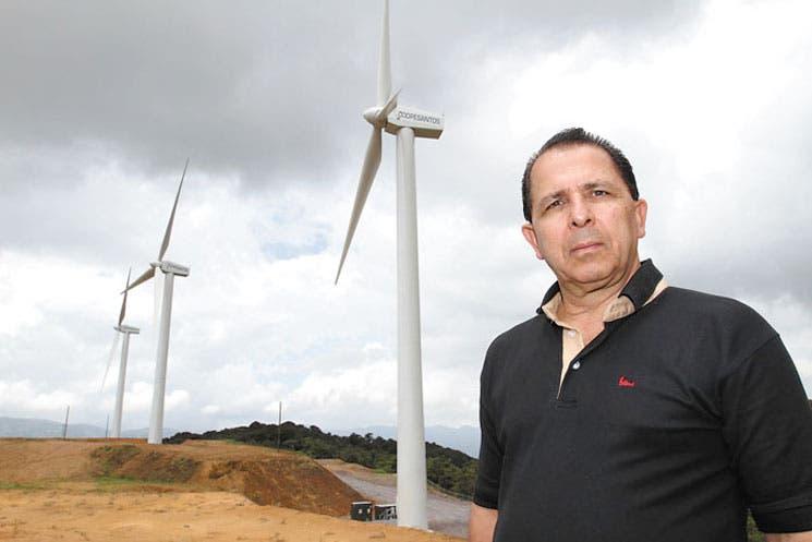 Más energía eólica para Los Santos