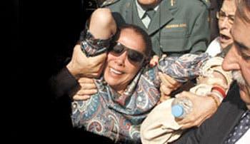 Isabel Pantoja condenada a dos años de prisión