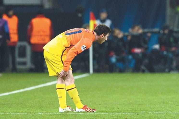 Messi apunta al Bayern