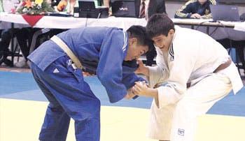 El judo se viste de gala