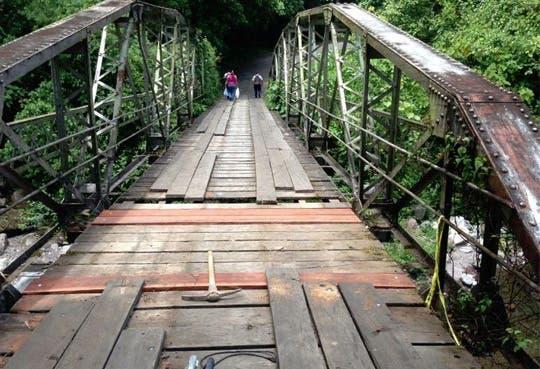 Cierre total en puente Las Pastoras