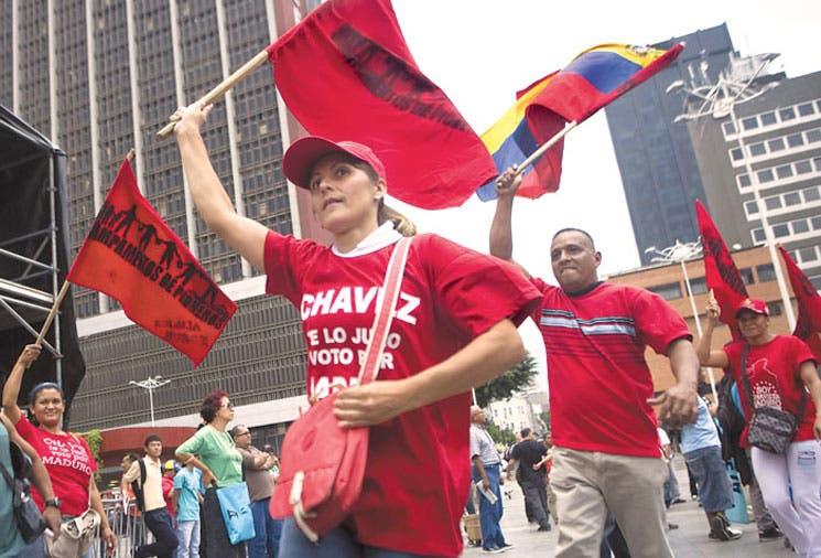 Maduro rechaza intervencionismo de EE.UU.