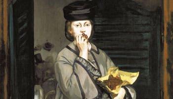Obras de Manet y Munch al alcance de los ticos