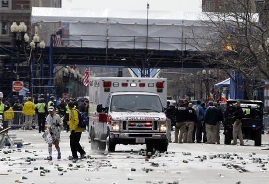 Hoy se verán imágenes de sospechosos de los atentados de Boston