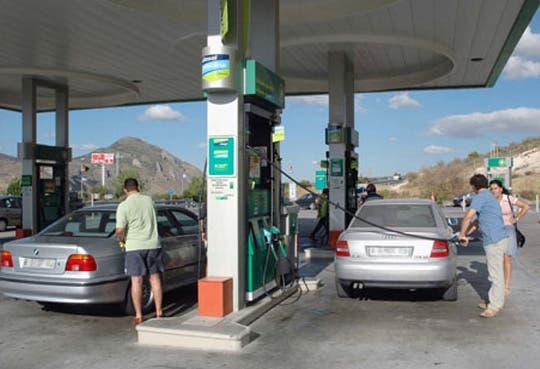 Minae cierra gasolinera en Orotina
