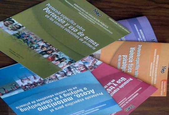 MEP contra el matonismo en escuelas y colegios