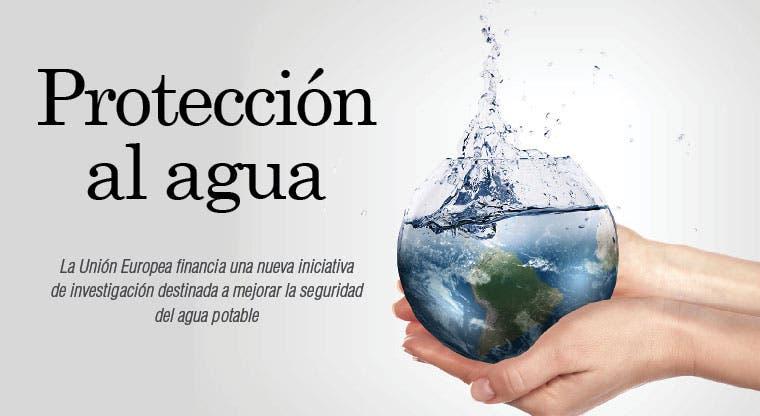 Europa financia proyecto para seguridad de agua