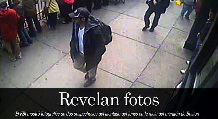FBI publica fotos de dos sospechosos de atentado