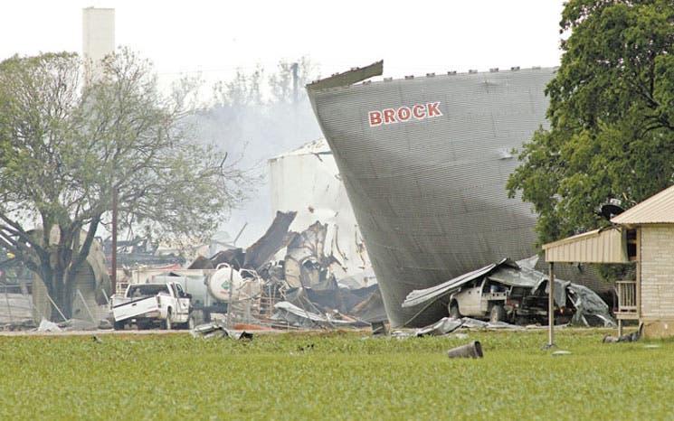 Tragedia en Texas se suma a semana negra