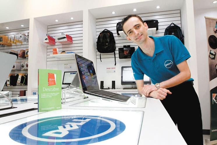 Tienda Dell abrió sus puertas
