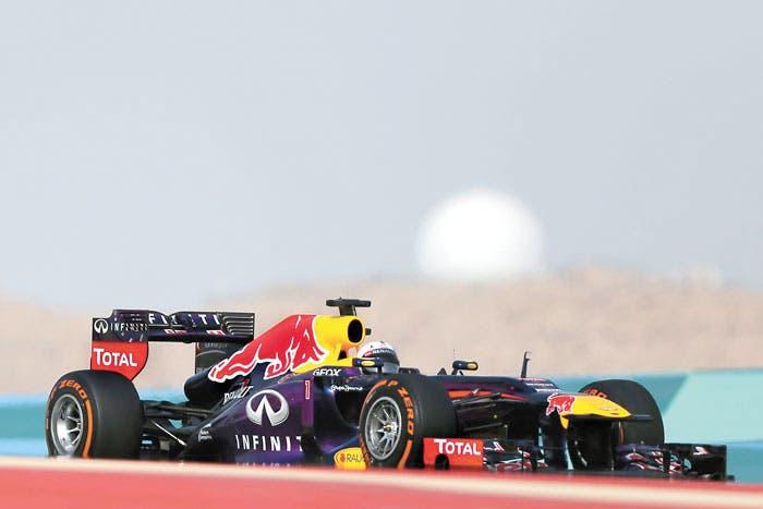 ¡Solemne Vettel!