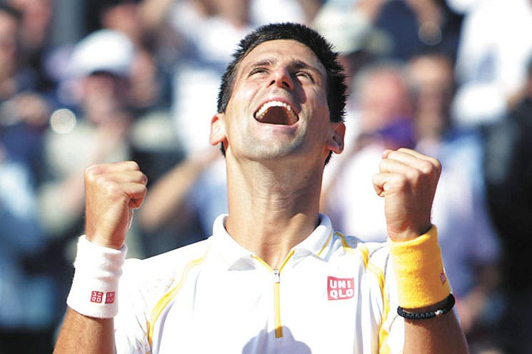 Djokovic destronó a Nadal