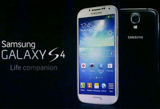 Telefónica comercializará Galaxy S4