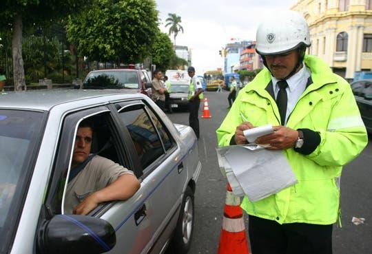 Sanciones a transportistas ilegales