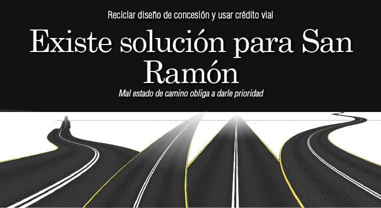 Existe solución para San Ramón