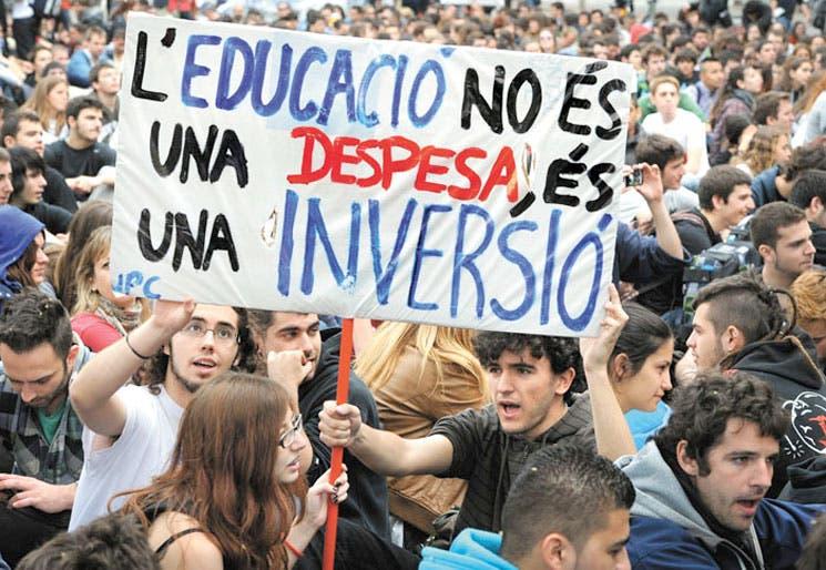 Desempleo en España sigue creciendo