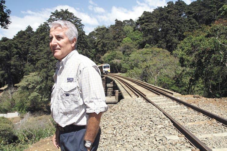 Incierto inicio de tren a Cartago