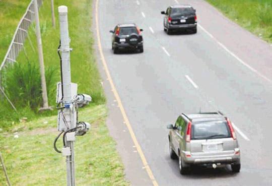 Cámaras en carretera podrían retrasarse