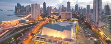 Panamá crece a pasos de gigante