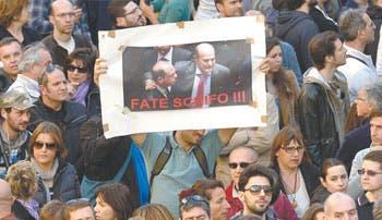Primer ministro italiano toma juramento bajo tiroteo