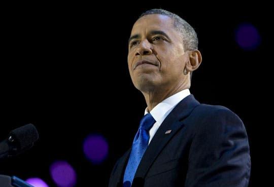 Mil policías en seguridad para Obama