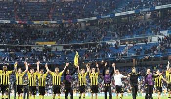 Borussia impidió la hazaña
