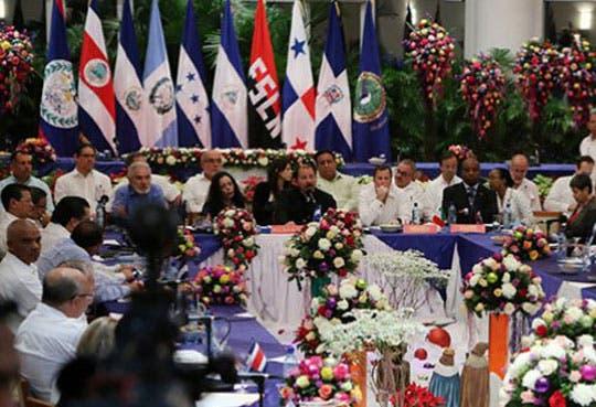 Presidentes Centroamericanos asistirán a cumbre