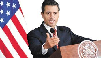 México y EE.UU.: corresponsables en lucha contra crimen