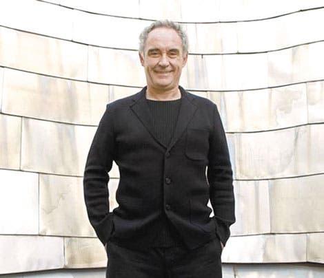 Ferran Adrià revoluciona Londres